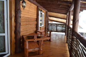 Отель Жукова Гора - фото 4