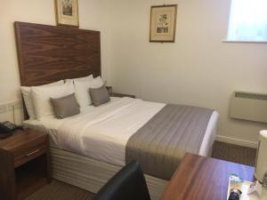 Normanton Park Hotel, Szállodák  Oakham - big - 9