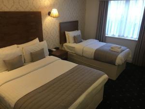 Normanton Park Hotel, Szállodák  Oakham - big - 7