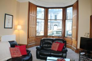 West End Townhouse nr Train Station, Apartments  Edinburgh - big - 10