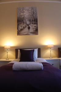 West End Townhouse nr Train Station, Apartmanok  Edinburgh - big - 9