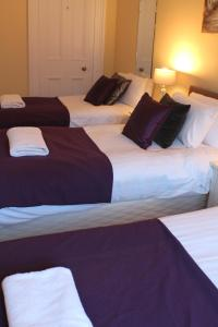 West End Townhouse nr Train Station, Apartmanok  Edinburgh - big - 3