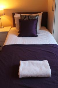 West End Townhouse nr Train Station, Apartmanok  Edinburgh - big - 4