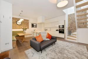 London Lifestyle Apartments - South Kensington - Mews, Apartmanok  London - big - 52