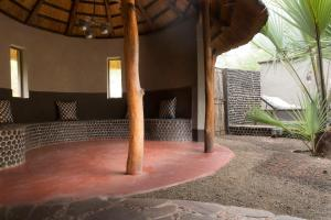 Munga Eco-Lodge, Kunyhók  Livingstone - big - 6