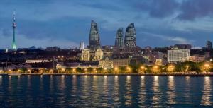 Отель Fairmont Baku - фото 3