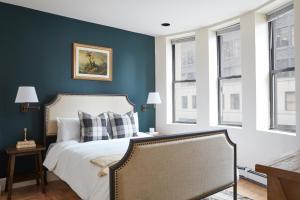 Two-Bedroom on Milk Street Apt 300, Apartmanok  Boston - big - 24