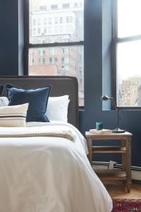 Two-Bedroom on Milk Street Apt 300, Apartmanok  Boston - big - 23