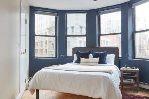 Two-Bedroom on Milk Street Apt 300, Apartmanok  Boston - big - 22