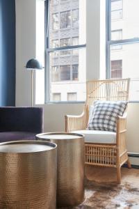 Two-Bedroom on Milk Street Apt 300, Apartmanok  Boston - big - 21
