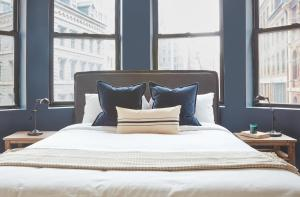 Two-Bedroom on Milk Street Apt 300, Ferienwohnungen  Boston - big - 18