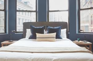 Two-Bedroom on Milk Street Apt 300, Apartmanok  Boston - big - 18