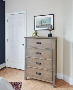 Two-Bedroom on Milk Street Apt 300, Ferienwohnungen  Boston - big - 15