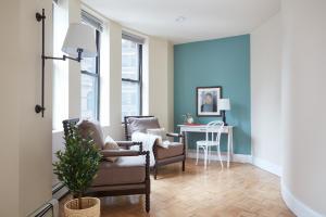 Two-Bedroom on Milk Street Apt 300, Ferienwohnungen  Boston - big - 14