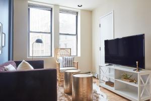 Two-Bedroom on Milk Street Apt 300, Apartmanok  Boston - big - 9