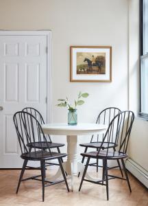 Two-Bedroom on Milk Street Apt 300, Ferienwohnungen  Boston - big - 7