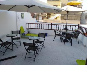 Punta Huanchaco Hostel, Hostely  Huanchaco - big - 51