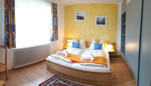 Familienpension Gletscherblick, Guest houses  Heiligenblut - big - 31