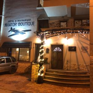 Aviator Boutique, Hotel  Otopeni - big - 70