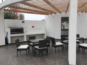 Depto en La Herradura, Apartments  Coquimbo - big - 7