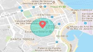 Excelente Quarto com Ótima Localização, Pensionen  Rio de Janeiro - big - 37