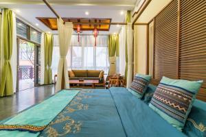 Xishuangbanna Shanlin Guest House, Отели  Jinghong - big - 13