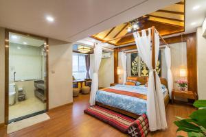 Xishuangbanna Shanlin Guest House, Отели  Jinghong - big - 12