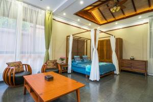 Xishuangbanna Shanlin Guest House, Отели  Jinghong - big - 7