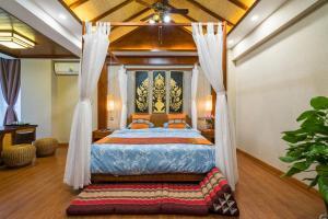 Xishuangbanna Shanlin Guest House, Отели  Jinghong - big - 6