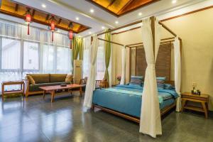 Xishuangbanna Shanlin Guest House, Отели  Jinghong - big - 9