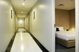 Sleep Box by Miracle, Hostelek  Bangkok - big - 35