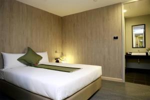 Sleep Box by Miracle, Hostelek  Bangkok - big - 28