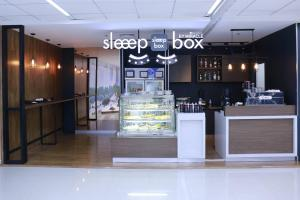 Sleep Box by Miracle, Hostelek  Bangkok - big - 23