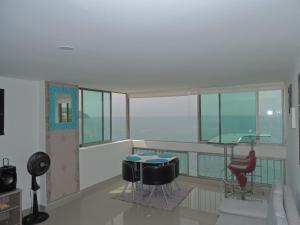 La Costa Deluxe Apartamentos - Santa Marta, Апартаменты  Puerto de Gaira - big - 42