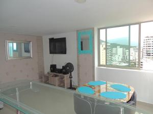 La Costa Deluxe Apartamentos - Santa Marta, Апартаменты  Puerto de Gaira - big - 43