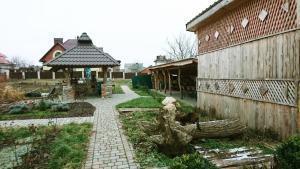 Козацька Хата, Szállodák  Ternopil - big - 8