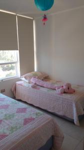 Departamento Lomas de Papudo, Апартаменты  Papudo - big - 1