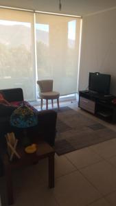Departamento Lomas de Papudo, Апартаменты  Papudo - big - 6