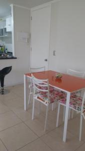 Departamento Lomas de Papudo, Апартаменты  Papudo - big - 2