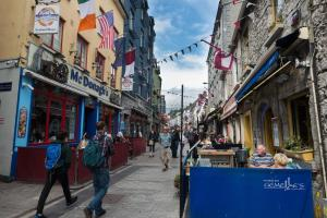 Sea View Luxury City Centre - Best Location, Apartmány  Galway - big - 34