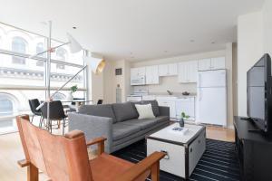 Two-Bedroom on Boylston Street Apt 705, Apartmanok  Boston - big - 21