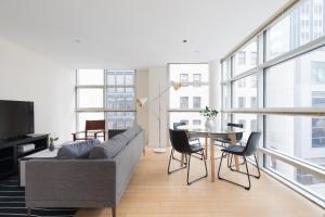 Two-Bedroom on Boylston Street Apt 705, Апартаменты  Бостон - big - 19