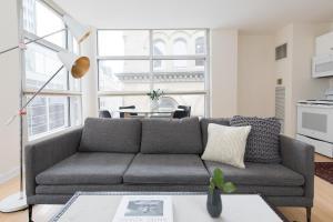 Two-Bedroom on Boylston Street Apt 705, Apartmanok  Boston - big - 17