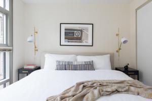 Two-Bedroom on Boylston Street Apt 705, Апартаменты  Бостон - big - 5