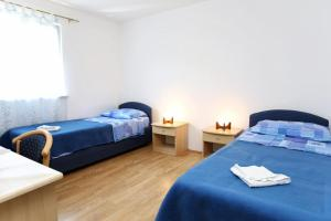 Apartment Pjestata 10210a, Apartmány  Janjina - big - 14