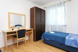 Apartment Pjestata 10210a, Apartmány  Janjina - big - 13