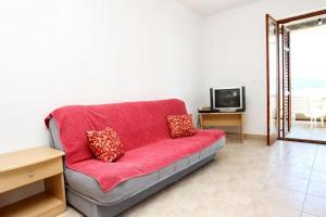 Apartment Pjestata 10210a, Apartmány  Janjina - big - 12