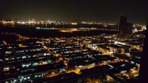 D'calton seaview apartment, Апарт-отели  Джохор-Бару - big - 29