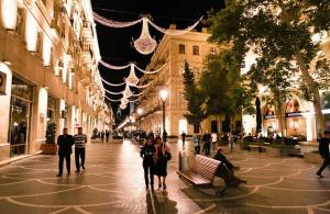 Апартаменты Jireh Downtown Baku