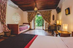 Terres Rouges Lodge, Hotely  Banlung - big - 4